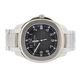Patek Philippe Aquanaut Steel Watch 5167 1A