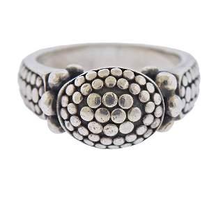 John Hardy Silver Ring