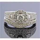 Neil Lane 14K Gold Diamond Bridal Ring Setting
