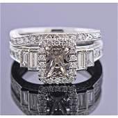Neil Lane 14K Gold Diamond Engagement Ring Mounting Set