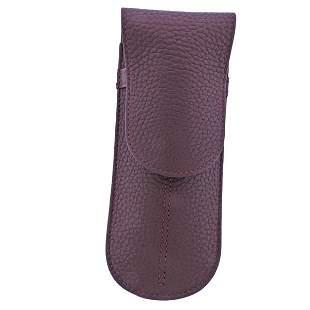 Cartier Leather Pen Case Holder Pouch