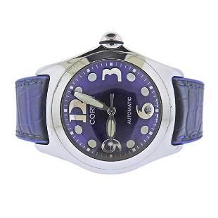 Corum Bubble Automatic Steel Watch 82.150.20