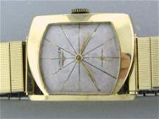 399: Men's Vintage Longines Accymetrical Watch
