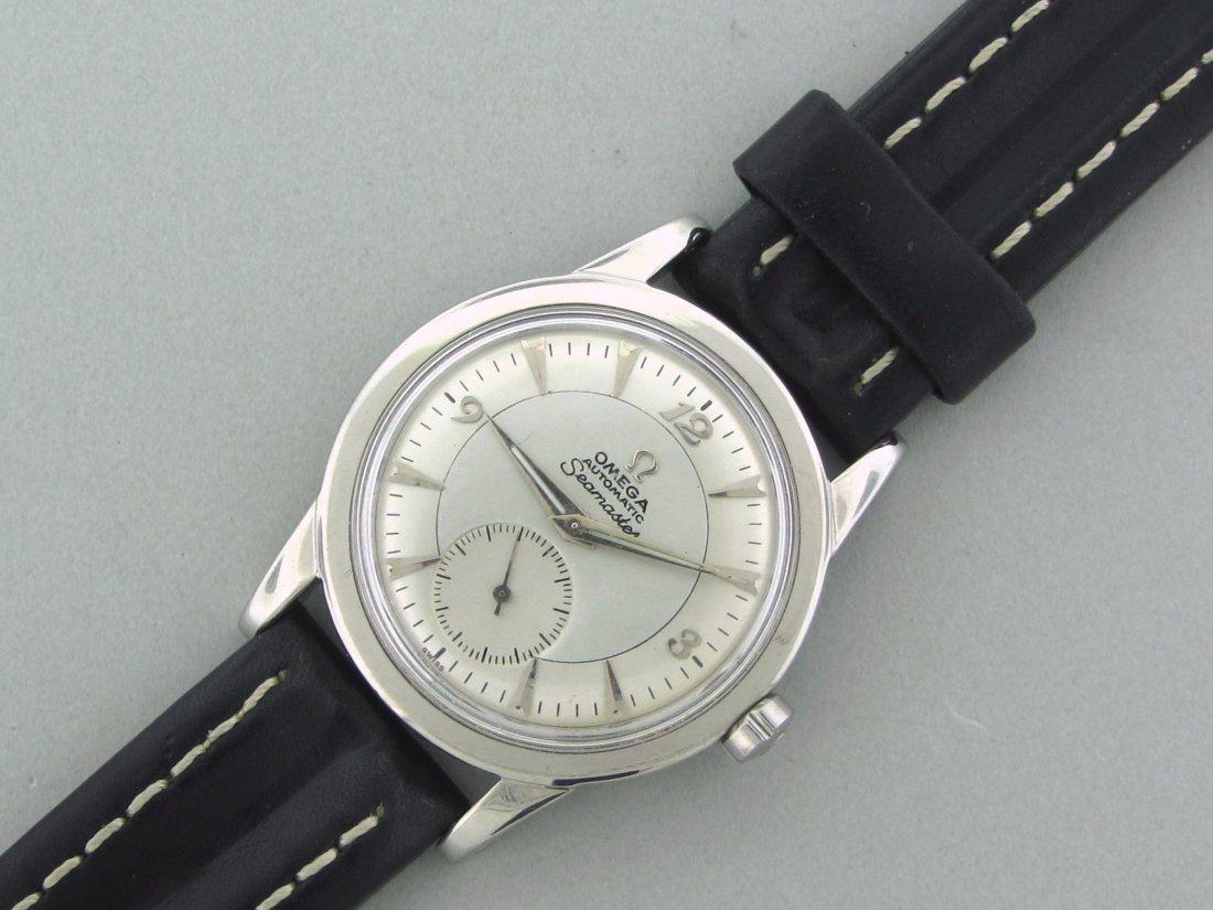146: Omega Seamaster Automatic Watch