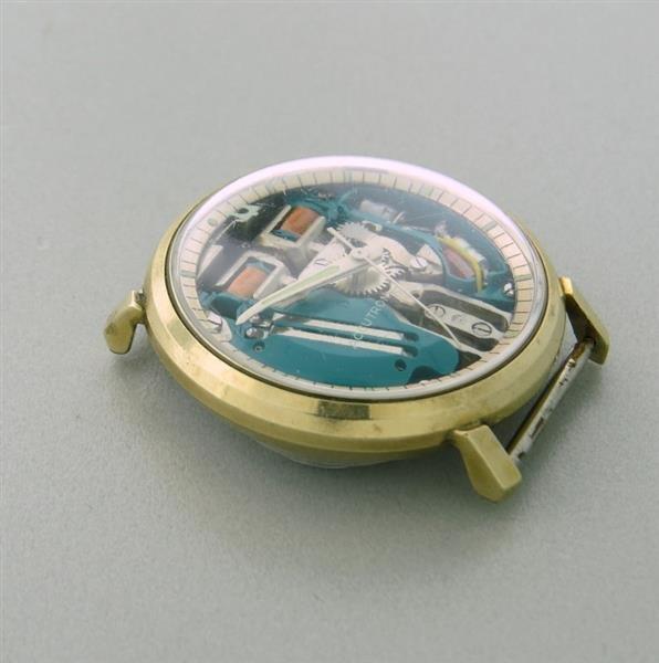 Vintage Bulova Accutron Spaceview watch 1960s - 2