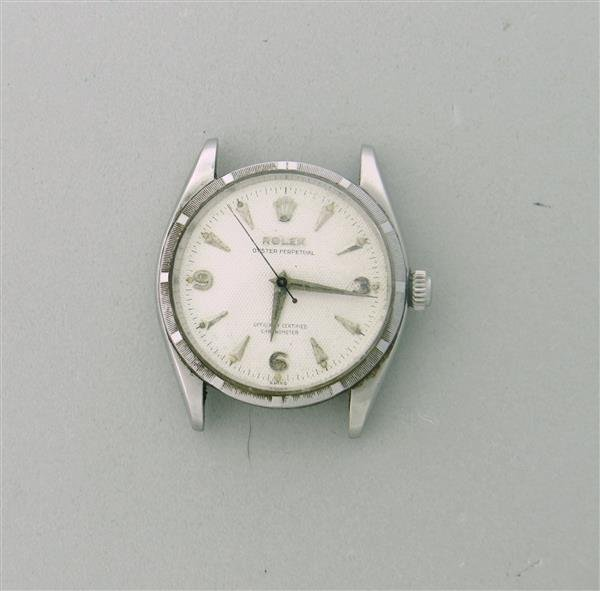 1943 Rolex Oyster Perpetual Mens Watch Ref. 6565