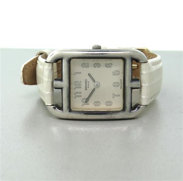 Hermes Cape Cod Stainless Steet  Ladies Watch