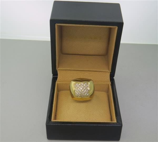 Bvlgari Bulgari Pyramide 18K Gold Diamond Ring - 6