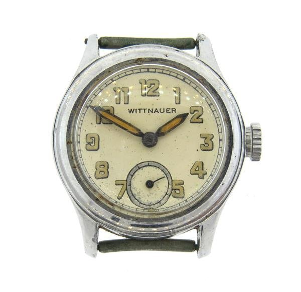 Whittnauer Military Watch Cal 10T