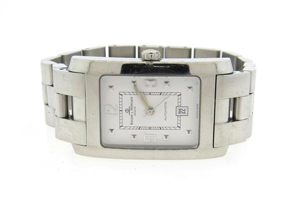 Baume & Mercier Automatic Stainless Steel Watch