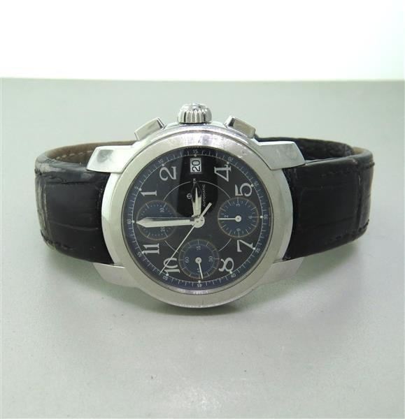 Baume & Mercier Capeland Chronograph Steel Watch