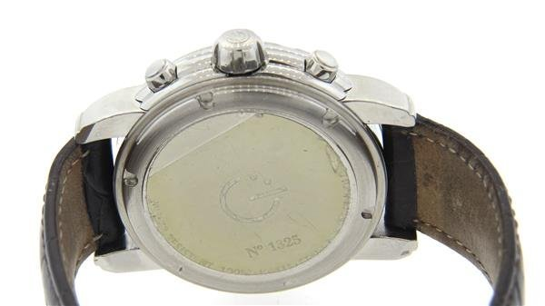 Gevril 1st Generation Steel 18k Gold  Automatic Watch - 3
