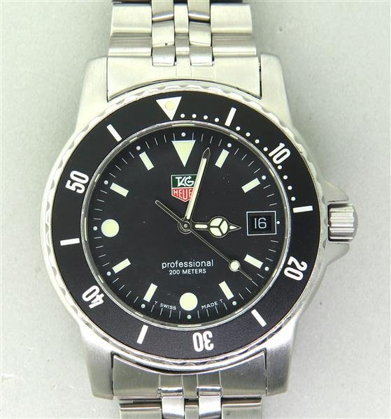 Tag Heuer Professional Steel Watch A45975