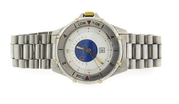 Krieger Tidal  Chronometer Watch