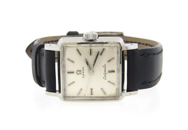 Omega Ladymatic Steel Watch cal. 455