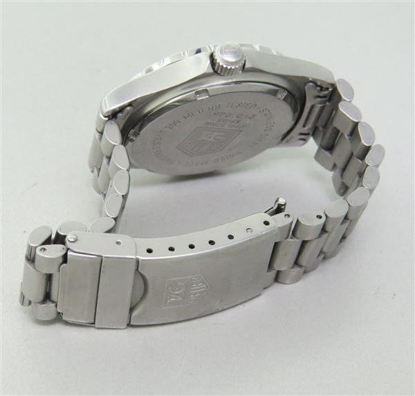 Tag Heuer 2000 Professional Watch 973 013 - 2