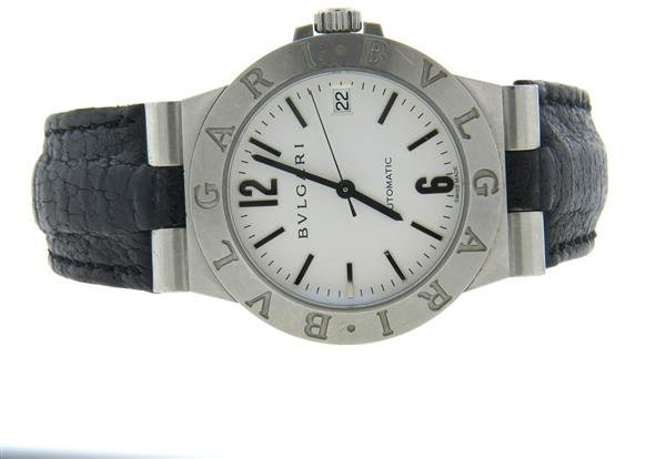Bvlgari Bulgari Diagono Automatic Watch ref. LCV 35 S