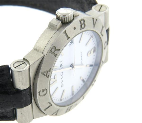 Bvlgari Bulgari Diagono Automatic Watch ref. LCV 35 S - 3