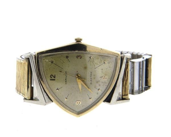 Hamilton Pacer Gold Filled Watch cal. 505