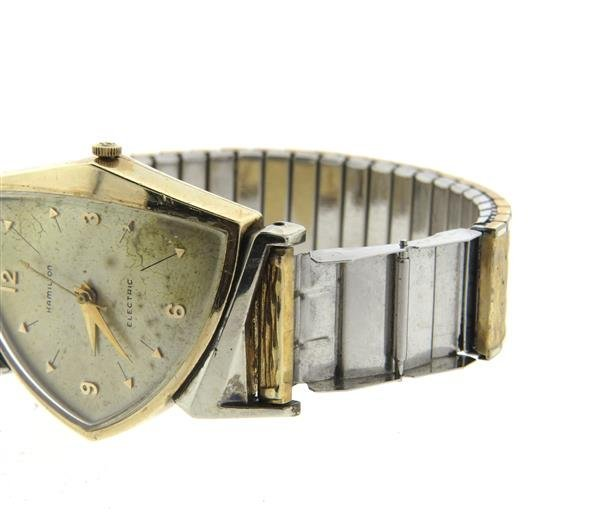Hamilton Pacer Gold Filled Watch cal. 505 - 2