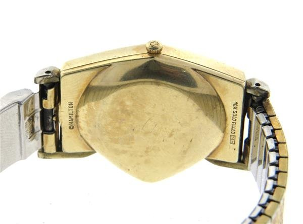Hamilton Pacer Gold Filled Watch cal. 505 - 3