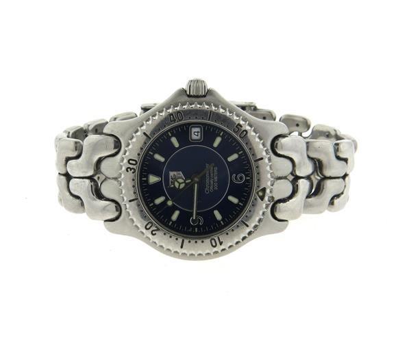 Tag Heuer Chronometer Automatic Watch WG5114 PO