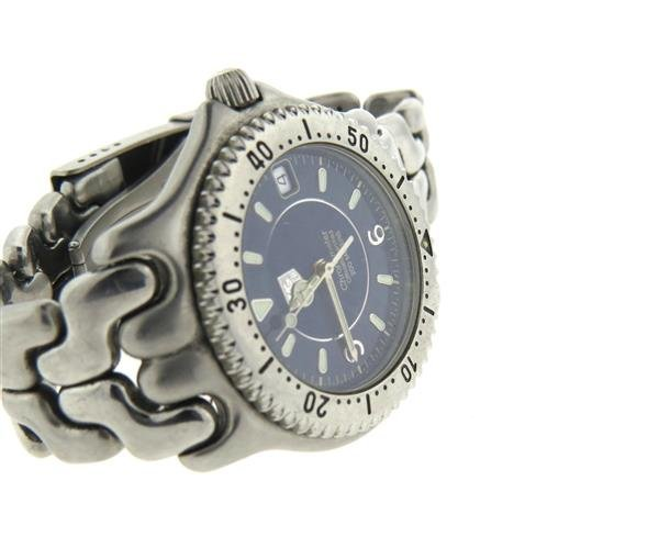 Tag Heuer Chronometer Automatic Watch WG5114 PO - 2