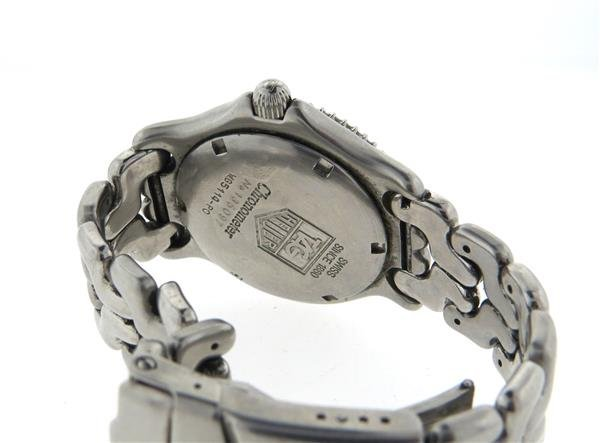 Tag Heuer Chronometer Automatic Watch WG5114 PO - 3