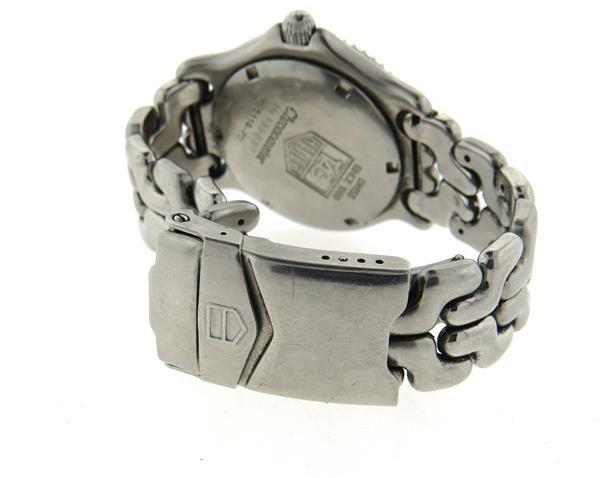 Tag Heuer Chronometer Automatic Watch WG5114 PO - 4
