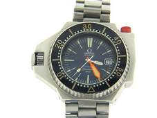 1960s Omega  Cousteau Professional Seamaster 600