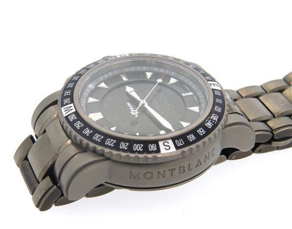 Montblanc XXL Titanium Digital Watch 7062 - 3