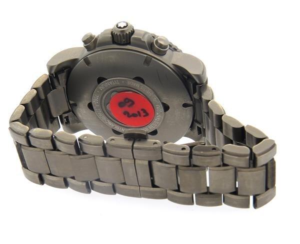 Montblanc XXL Titanium Digital Watch 7062 - 5