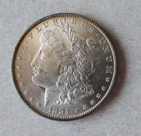 1881 O Silver Morgan Dollar Us Coin