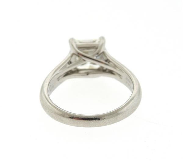 Tiffany & Co. Lucida Platinum 1.88ct VVS2 I Diamond - 4