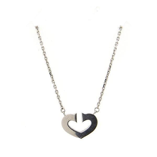 Cartier Heart of Cartier 18K Gold Pendant Necklace