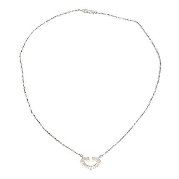 Cartier Heart of Cartier 18K Gold Pendant Necklace - 2