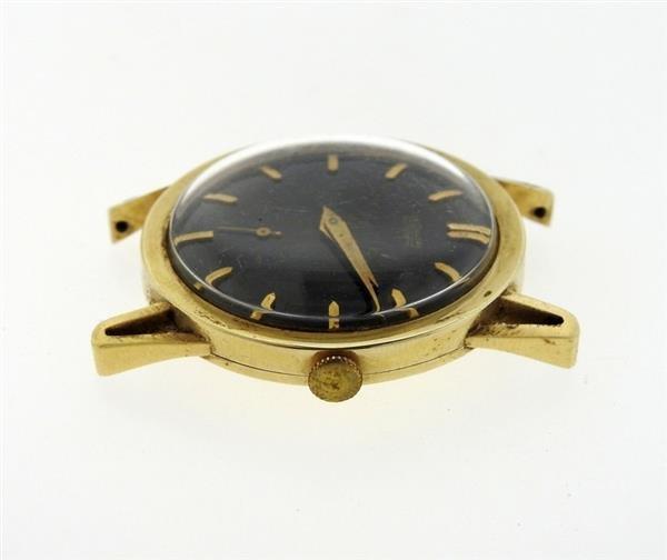 Vintage LeCoultre 14k Gold  Watch - 2
