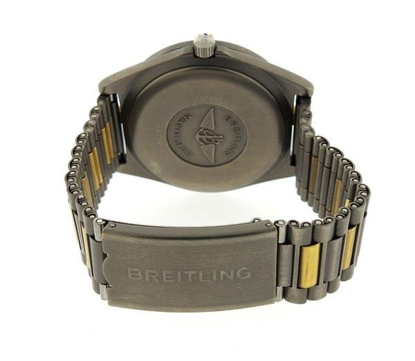 Breitling Navitimer Titanium Digital Aerospace Watch - 2