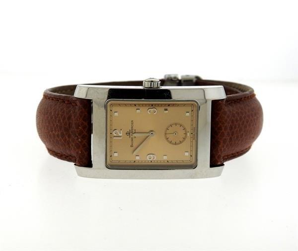 Baume & Mercier Acier Inox Steel Watch MV045063