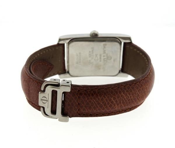 Baume & Mercier Acier Inox Steel Watch MV045063 - 2