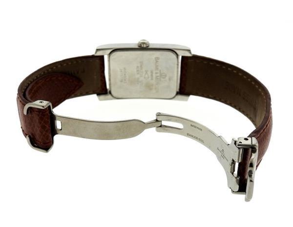 Baume & Mercier Acier Inox Steel Watch MV045063 - 4