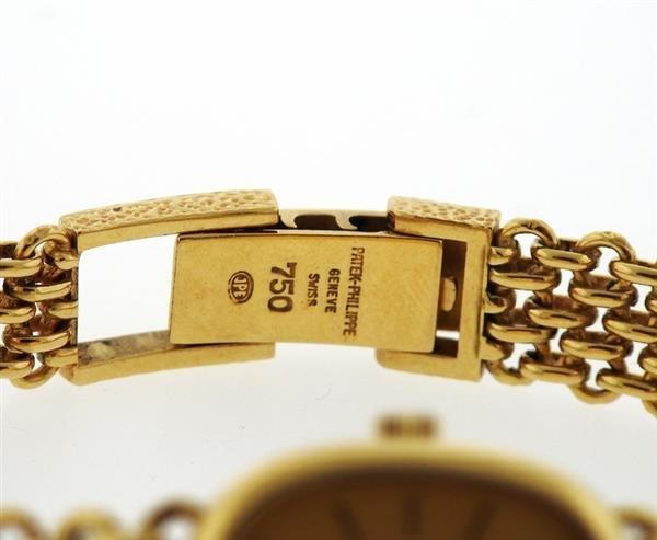 Patek Philippe Ellipse Lady  18k Gold  Watch Ref 4464 - 2