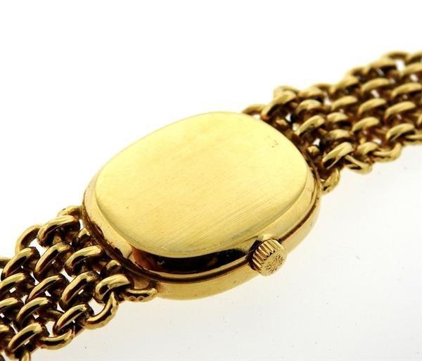 Patek Philippe Ellipse Lady  18k Gold  Watch Ref 4464 - 5