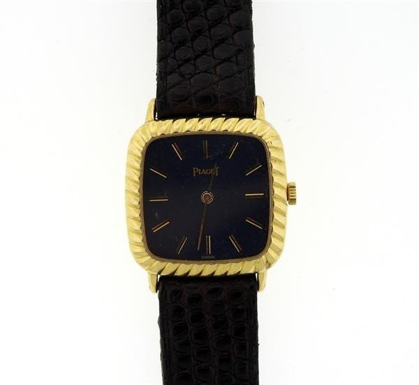 Piaget 18k Gold Manual Wind Lady's Watch - 2