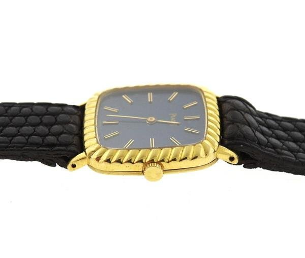 Piaget 18k Gold Manual Wind Lady's Watch - 3