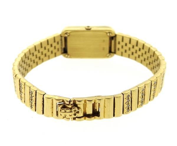 Corum 18k Gold 24k Gold Dial Diamond Lady's Watch - 4