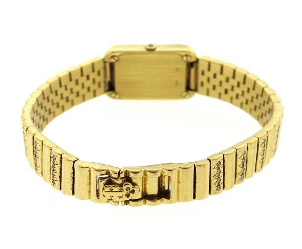 Corum 18k Gold 24k Gold Dial Diamond Lady's Watch - 4