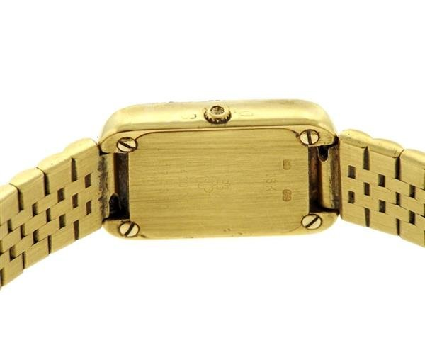 Corum 18k Gold 24k Gold Dial Diamond Lady's Watch - 5