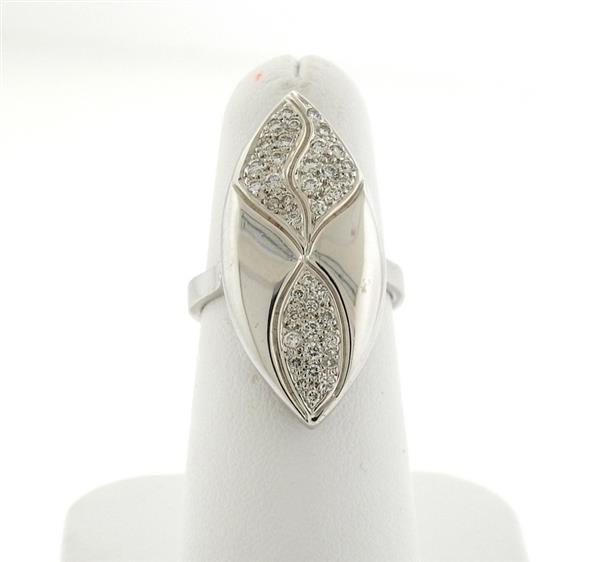 Tenthio 18k Gold Diamond Ring