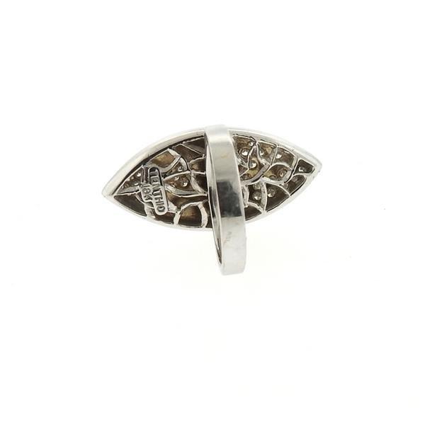 Tenthio 18k Gold Diamond Ring - 3
